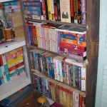 Still... need... more... book shelves!