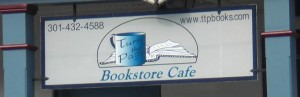 July 11th - Turn the Page Bookstore (squee) 2