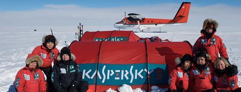 Comonwealth Antarctic Expedition 2009 small