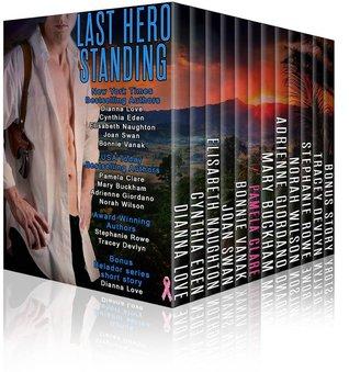 Last Hero Standing antho - Pamela Clare benefit