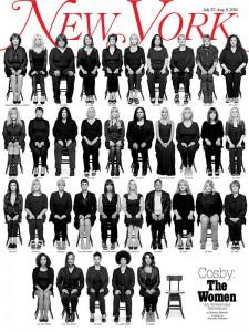 New York Magazine 07-27-15 Bill Cosby, an unwelcome sisterhood